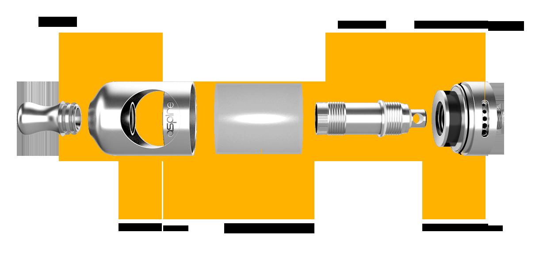 ASPIRE Nautilus 2 atomizzatore sigaretta elettronica