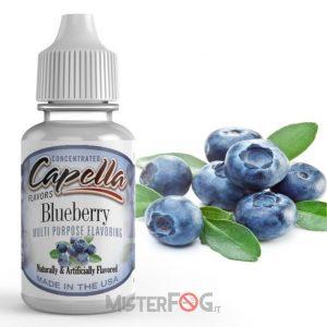 capella aroma blueberry