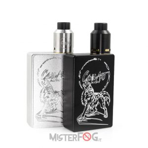 coil art mage box meccanica kit con mage rda 8