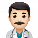 emoticon medico
