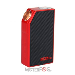 geekvape mech pro mod meccanica red 8