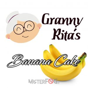granny rita aroma banana cake