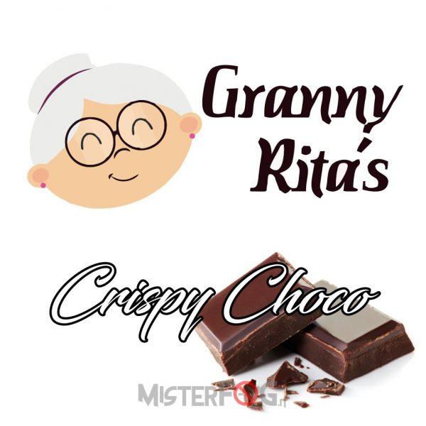 granny rita aroma crispy choco