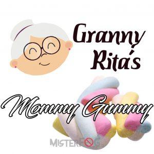 granny rita aroma mommy gummy