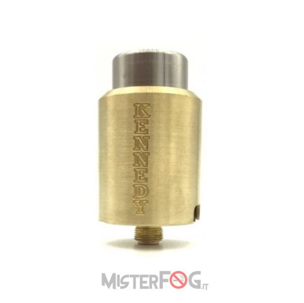kennedy vapor kennedy rda 24 brass