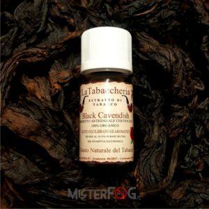 la tabaccheria aroma black cavendish