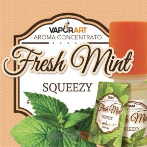 squeezy aroma fresh mint
