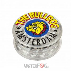 the bulldog grinder stash