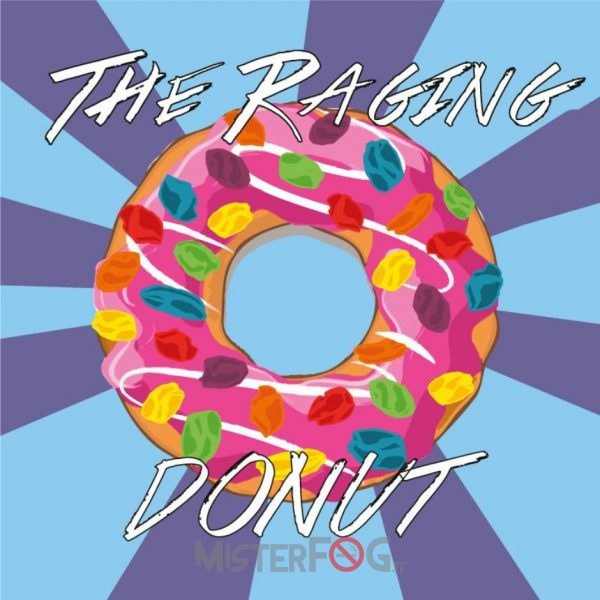 the raging donut aroma