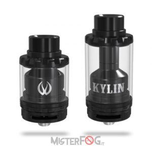vandy vape kylin rta stainless steel