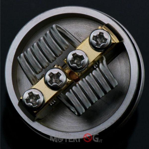 528 custom vape goon rda 24 black