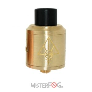 528 custom vape goon rda 24 black