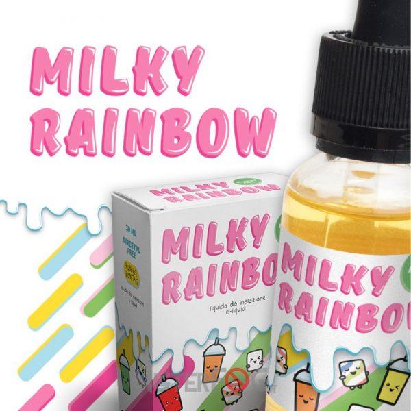 aroma milky rainbow