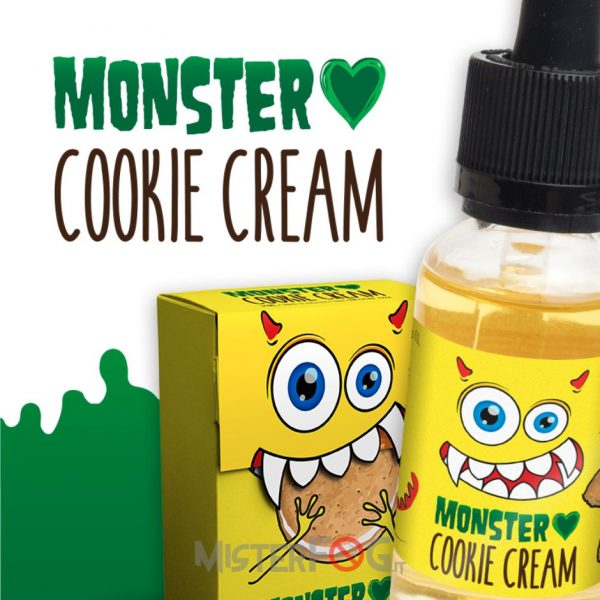 aroma monster cookie cream