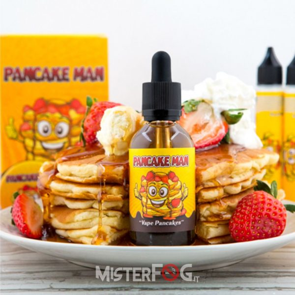 aroma pancake man