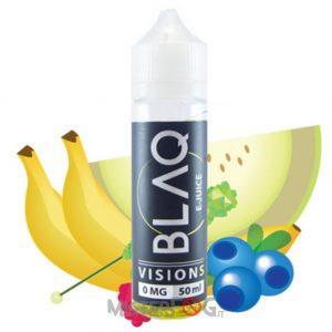 blaq visions 0mg 50ml