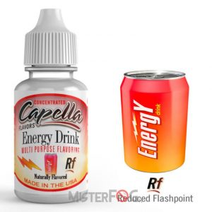capella aroma energy drink