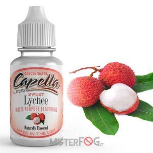 capella aroma lychee