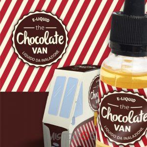 eliquid aroma chocolate van
