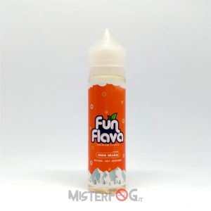 fun flava aroma snow orange