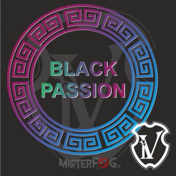 iron vaper aroma black passion