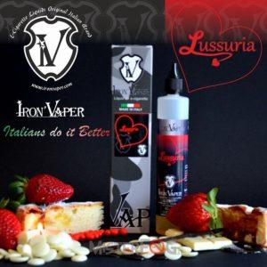 iron vaper aroma lussuria