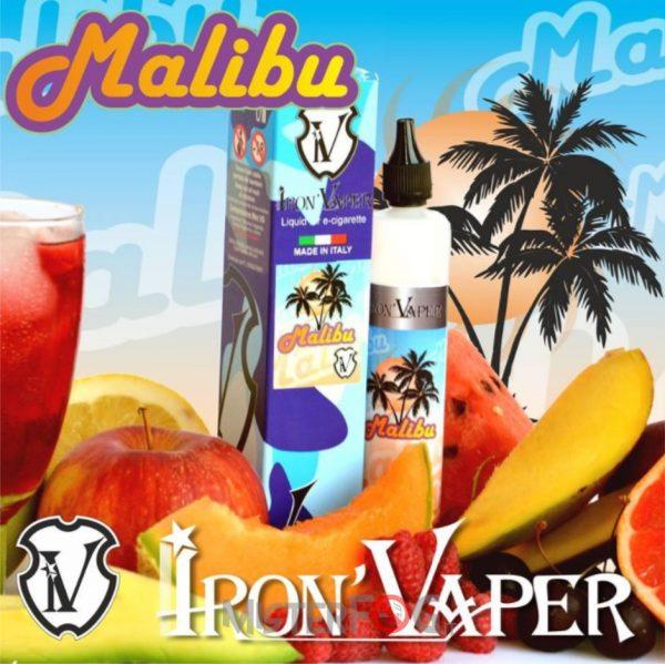 iron vaper aroma malibu