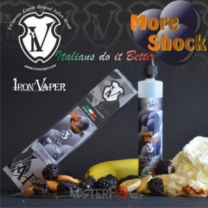 iron vaper aroma more shock