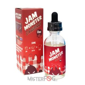 jam monster aroma strawberry
