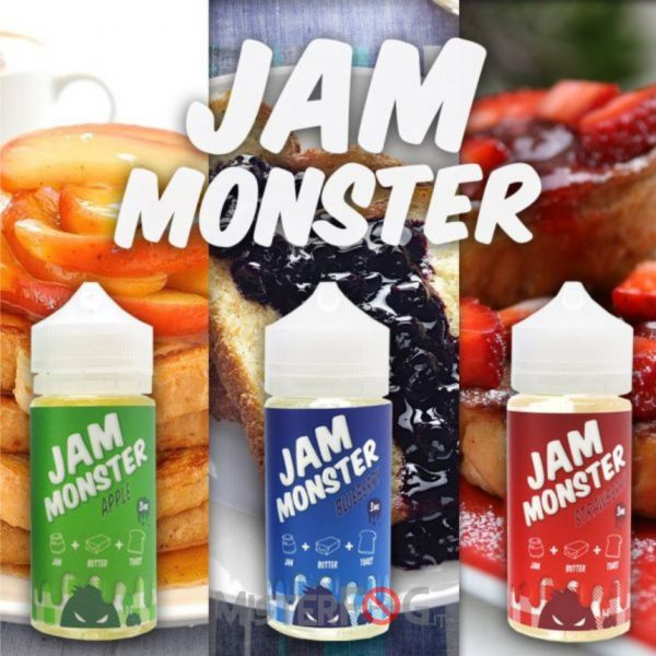 jam monster aromi concentrati
