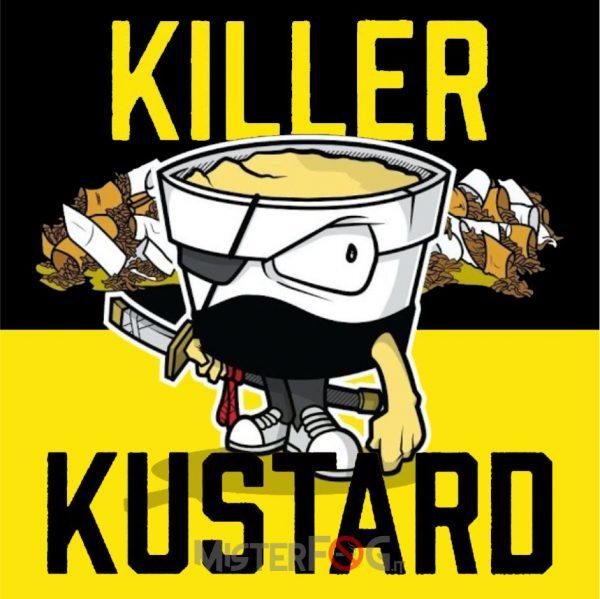 killer custard aroma vapetasia