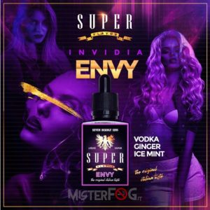 super flavor aroma envy