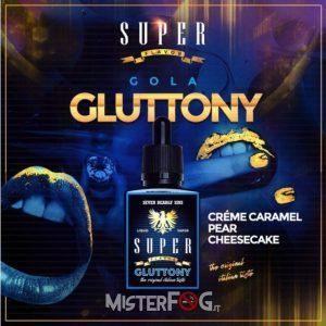 super flavor aroma gluttony