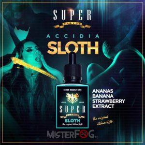 super flavor aroma sloth