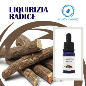 enjoy svapo aroma liquirizia radice