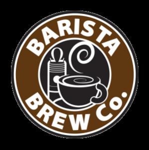 logo barista brew co