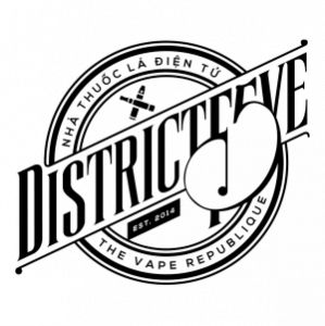 logo district f5ve