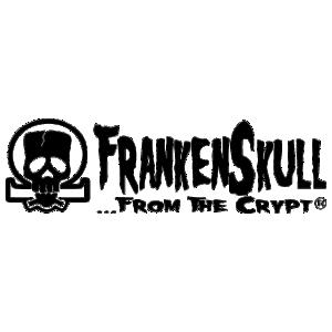 logo franken skull