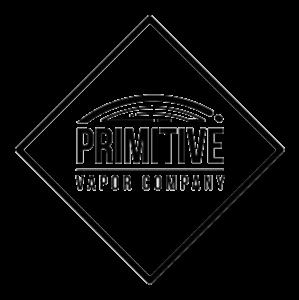 logo primitive vapor company