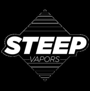 logo steep vapors