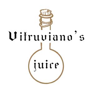 logo vitruviano's juice