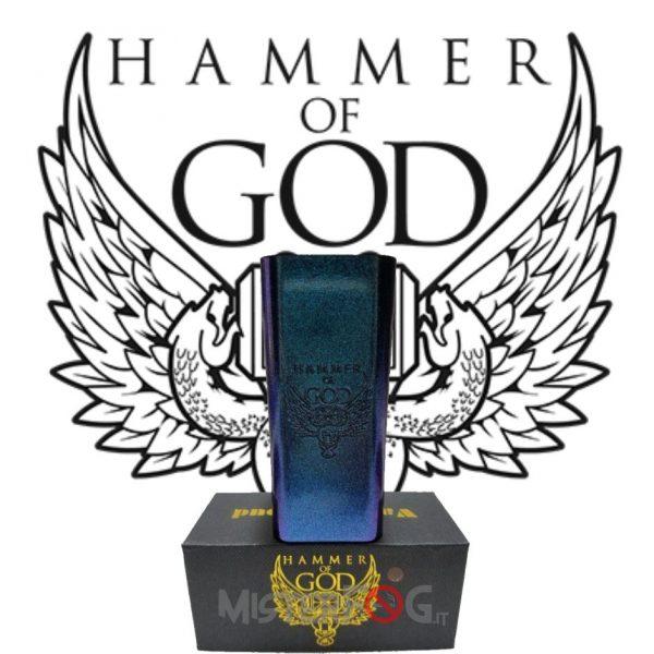 vaperz cloud hammer of god v3.1 purple space