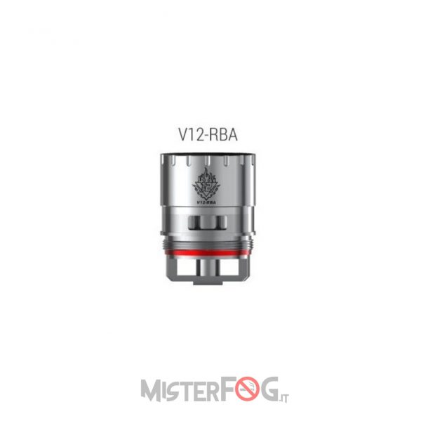 smok testina tfv12 cloud beast king x4 0.15 ohm 60-220w