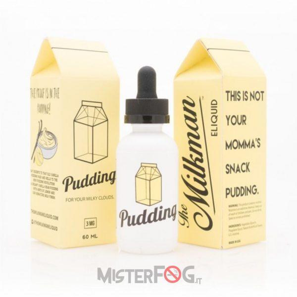 the milkman pudding