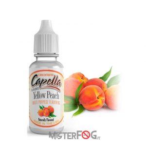 capella aroma yellow peach