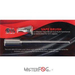coil master vape brush coil cleaner