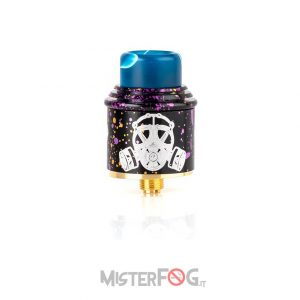 armageddon apocalypse v2 rda black cotton candy 2