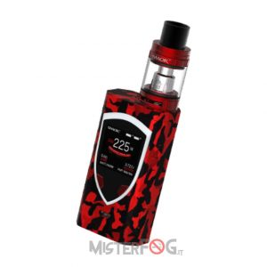 smok pro color 225w tc con tfv8 big baby 7