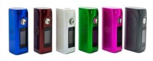Box mod elettroniche ASMODUS Colossal 80W Touch Screen