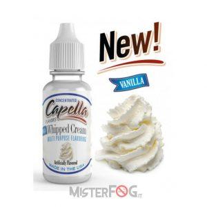 capella aroma whipped cream